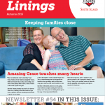 Silver Linings Newsletter 54 Autumn 2016